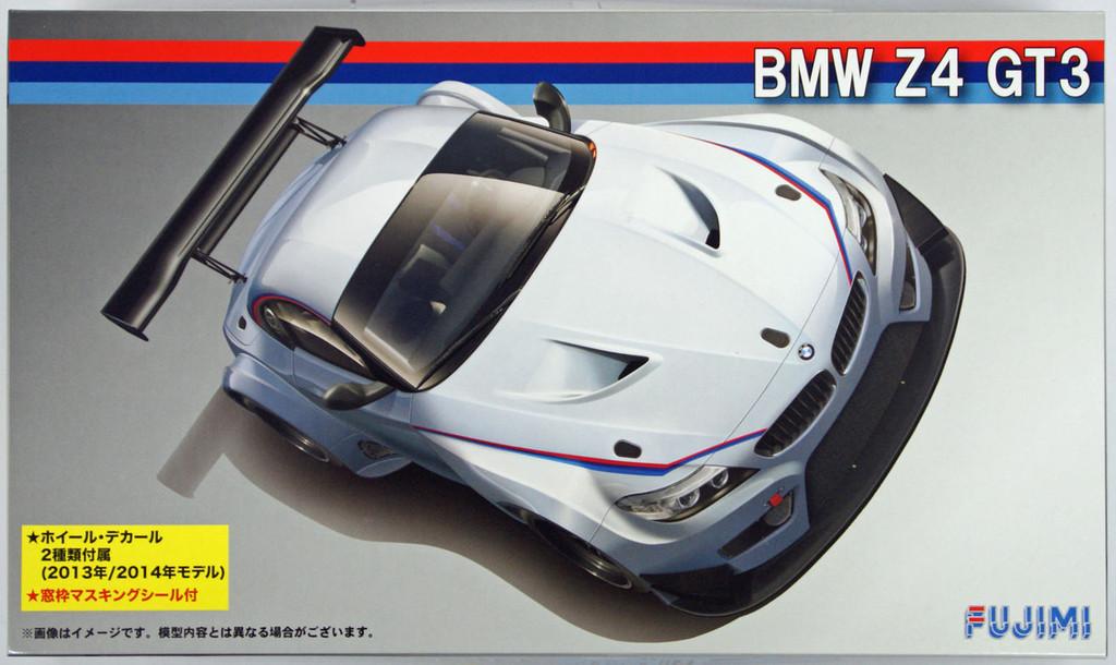 Fujimi RS-00 BMW Z4 GT3 2013 / 2014 1/24 Scale Kit 126081