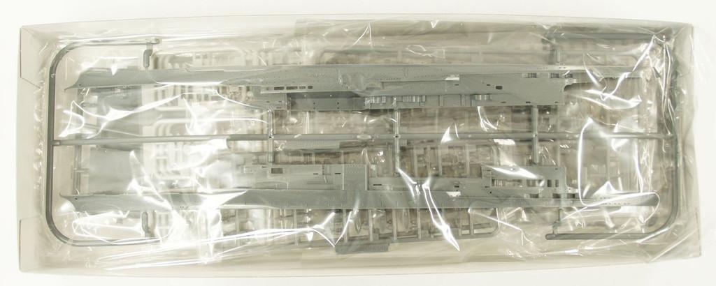 Fujimi TOKU-Easy 03 IJN Aircraft Carrier Akagi 1/700 Scale Kit