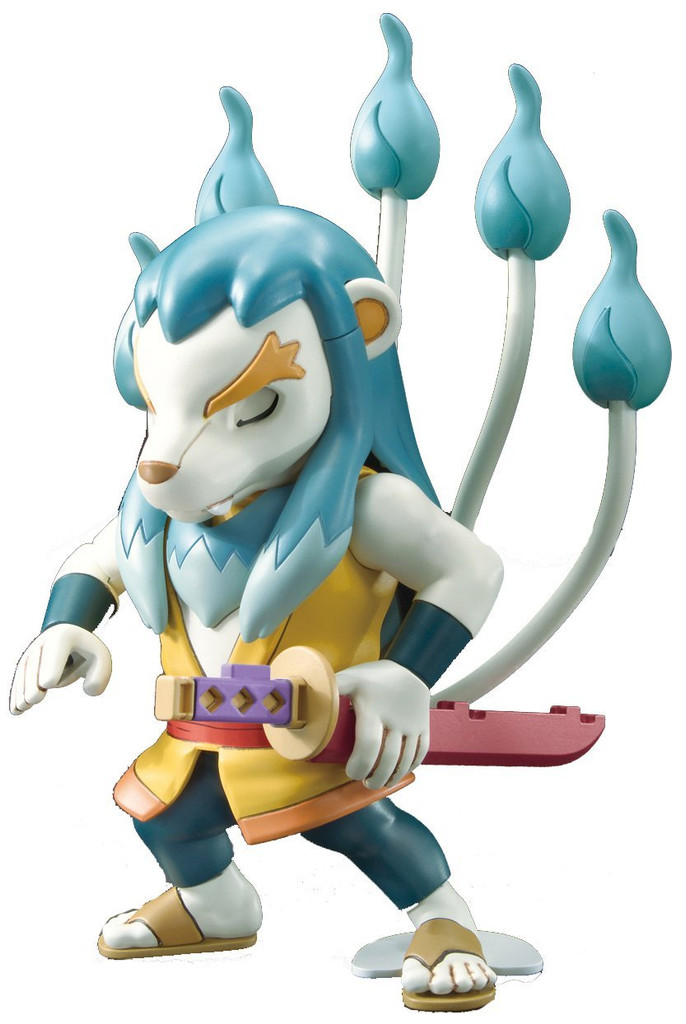 Bandai Yo-Kai Watch 07 Manojishi Plastic Model Kit