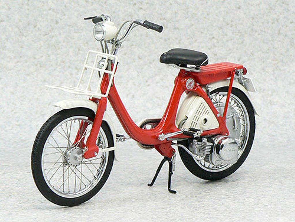 Ebbro 10015 Little Honda Monkey P25 (Red) 1/10 Scale