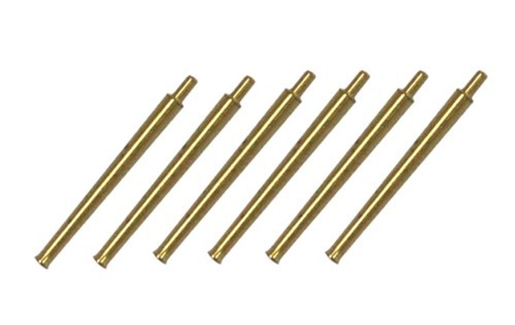Fine Molds 91002 Fine Detail Parts 12.7cm Gun Barrels Special Type 1/350 Scale