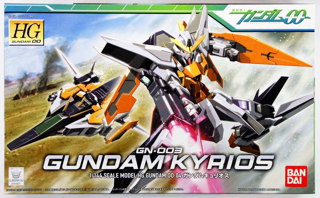 Bandai HG OO 04 Gundam KYRIOS 1/144 Scale Kit