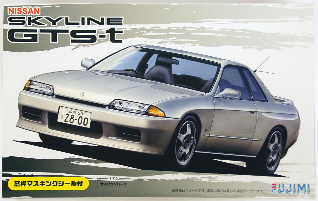 Fujimi ID-101 Nissan Skyline GTS-t (R32) 1/24 Scale Kit 039367