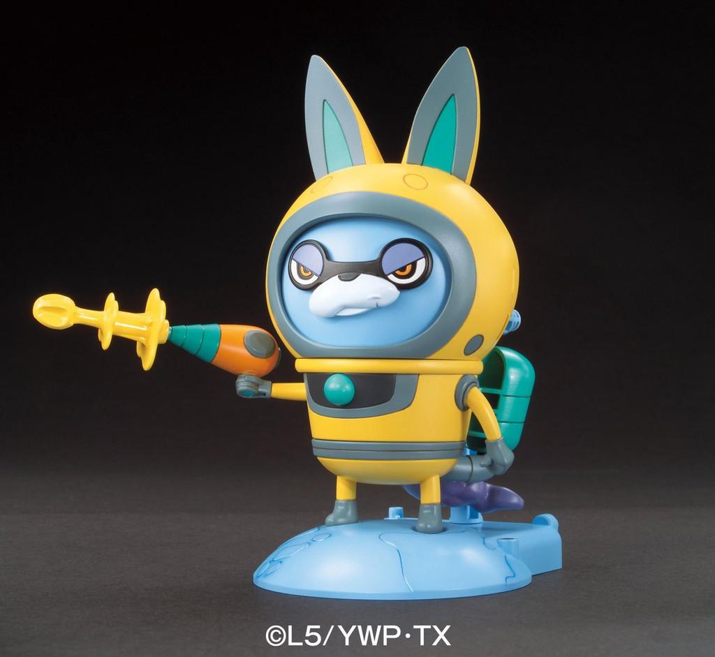 Bandai Yo-Kai Watch 13 USApyon Plastic Model Kit