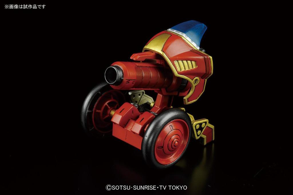 Bandai HG Build Fighters 041 Kurenai Musha Red Warrior Amazing non Scale Kit