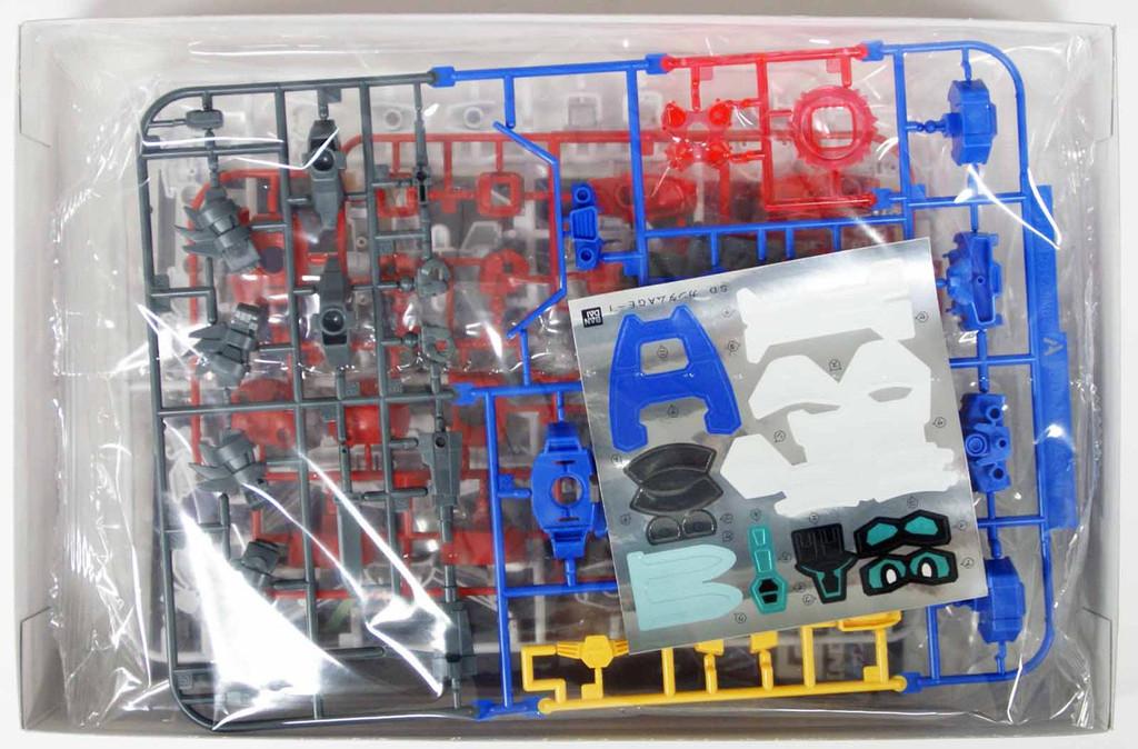 Bandai SD BB 369 Gundam Gundam Age-1 Plastic Model Kit