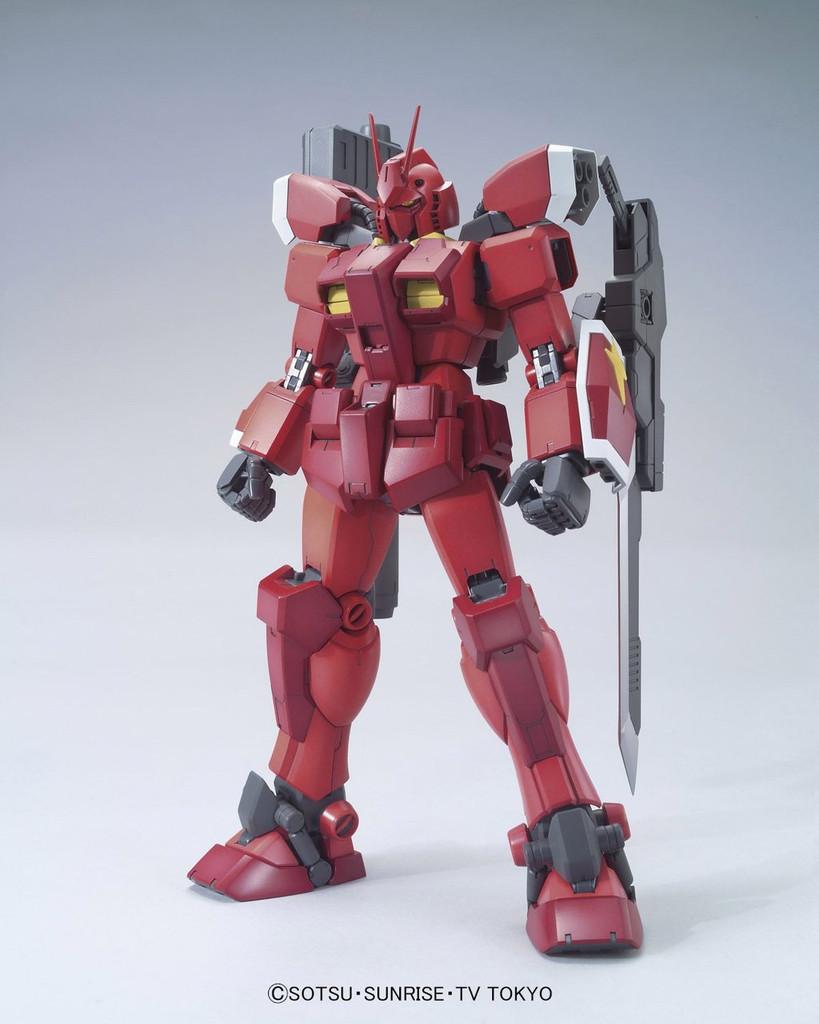 Bandai MG 013013 Gundam AMAZING RED WARRIOR PF-78-3A 1/100 Scale Kit