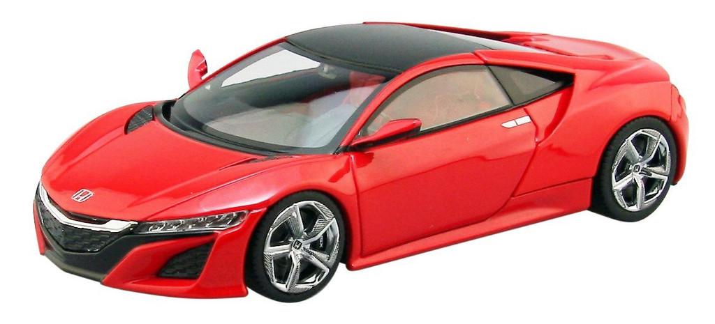 Ebbro 45318 Honda NSX Concept 2013 Red 1/43 Scale
