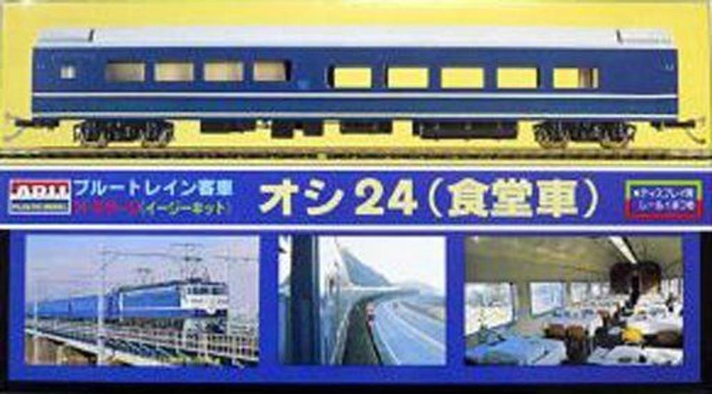 Arii 704042 Micro Ace HO Gauge Blue Train Series Oshi 24 1/80 Scale Kit