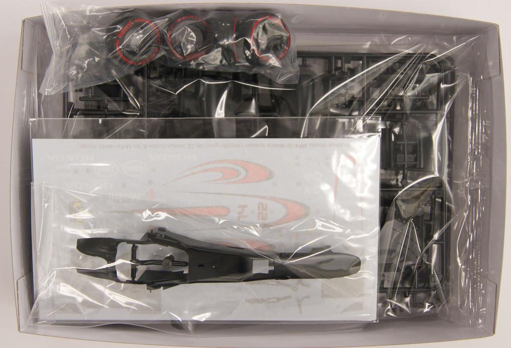 Ebbro 20014 Middle Season McLAREN HONDA MP4-30 2015 1/20 Scale plastic model Kit