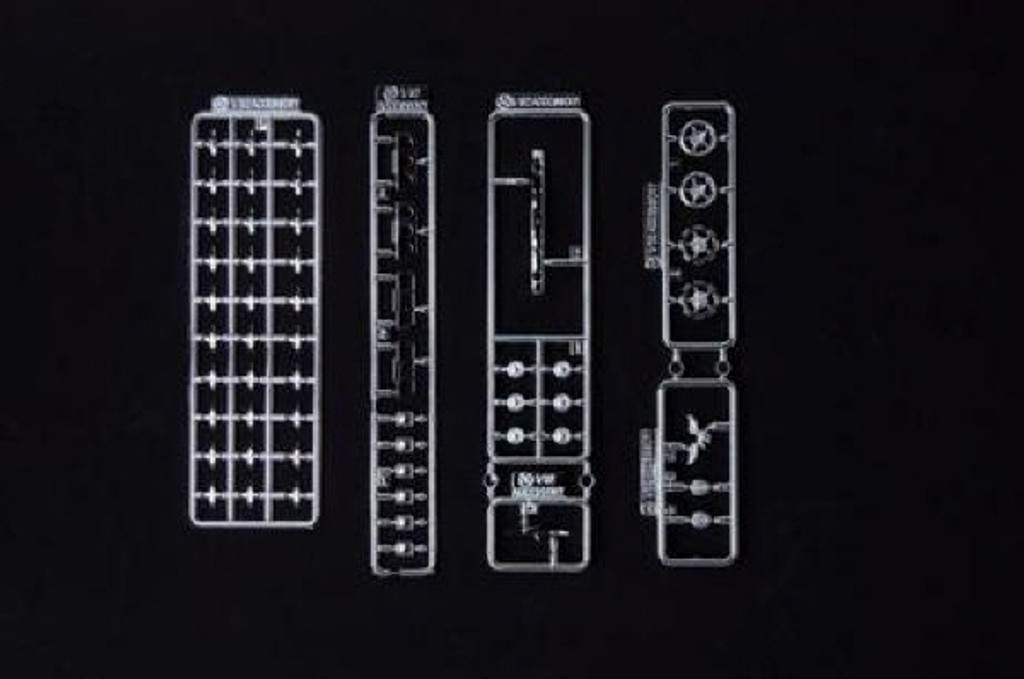 Fujimi KB06 Detail Up Parts Set for Track 1/32 Scale Kit