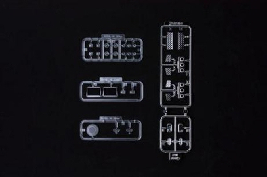 Fujimi KB13 Detail Up Parts Set for Track 1/32 Scale Kit