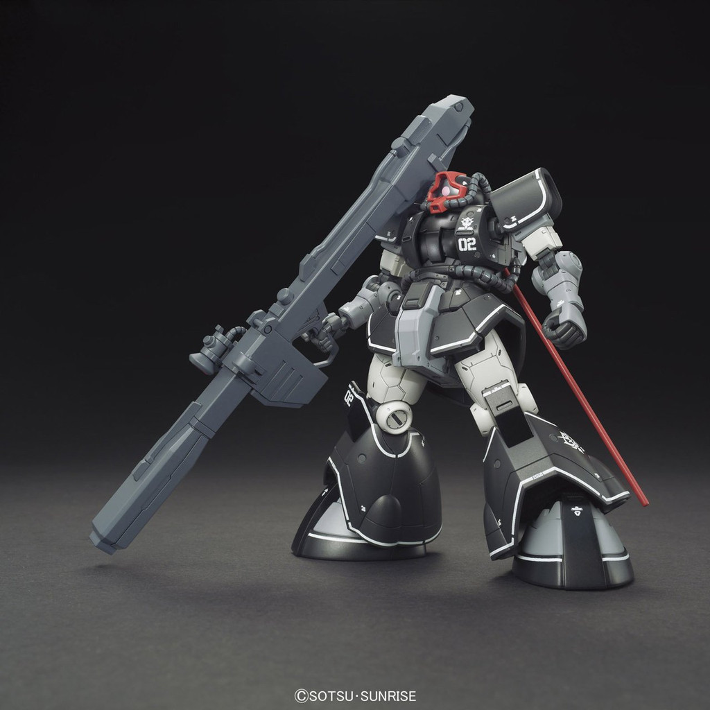 Bandai Gundam The Origin 007 YMS-08B DOM Test Type 1/144 Scale Kit