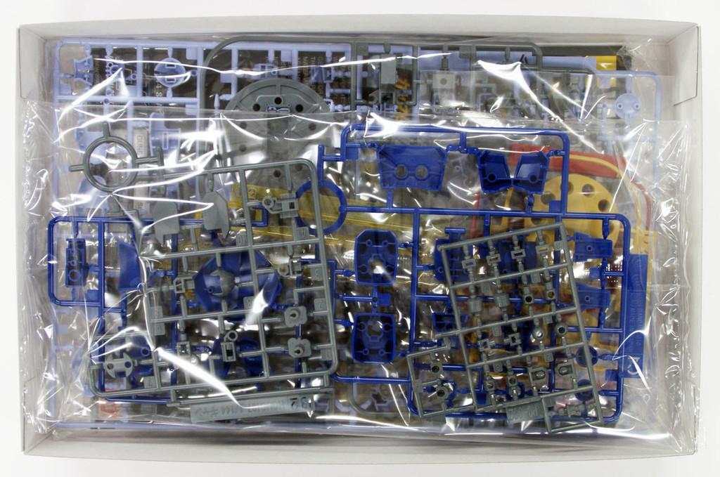 Bandai HGUC 197 Gundam YMS-15 GYAN 1/144 Scale Kit