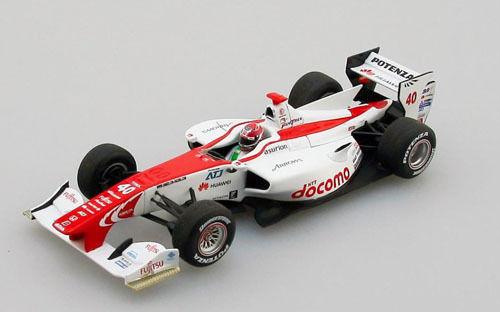 Ebbro 45130 DOCOMO DANDELION M40T SF14 No.40 Super Formula 2014 1/43 Scale