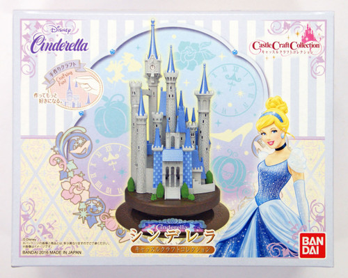 Bandai 080923 Castle Craft Collection CINDERELLA Plastic Model Kit