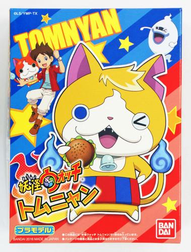 Bandai Yo-Kai Watch 16 Tomnyan Plastic Model Kit