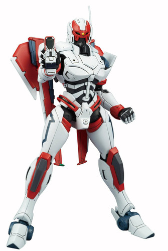 Bandai Figure-Rise Standard 090656 ACTIVE RAID Strike Interceptor Plastic Model Kit