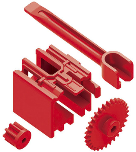 Bandai GEKI DRIVE CP-013 High Torque Gear Set (3.75:1) 4549660080954