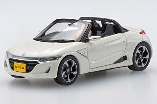 Ebbro 45357 Honda S660 WHITE 1/43 Scale