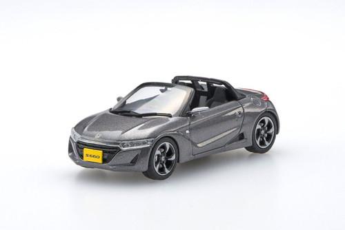 Ebbro 45362 Honda S660 GRAY 1/43 Scale