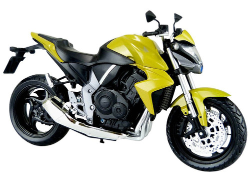 Aoshima Skynet 91876 Honda CB1000R (Yellow) 1/12 Scale