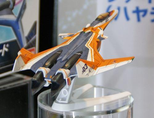 Bandai 095453 Macross VF-31E SIEGFRIED Fighter Mode Chuck Mustang Non Scale Kit