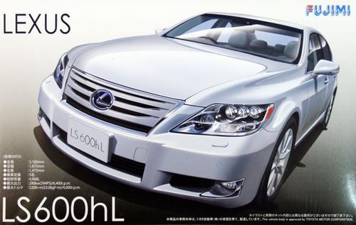 Fujimi ID-7 Toyota Lexus LS600hL 2010 1/24 Scale Kit