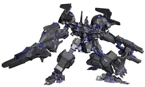 Kotobukiya Armored Core VI080 VERDICT DAY CO3 Malicious R.I.P.3M 1/72 Scale Kit