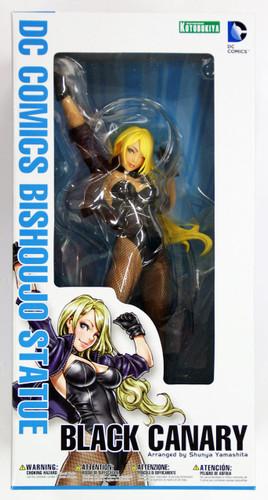 Kotobukiya DC011 DC Comics BISHOUJO Black Canary 1/7 Figure