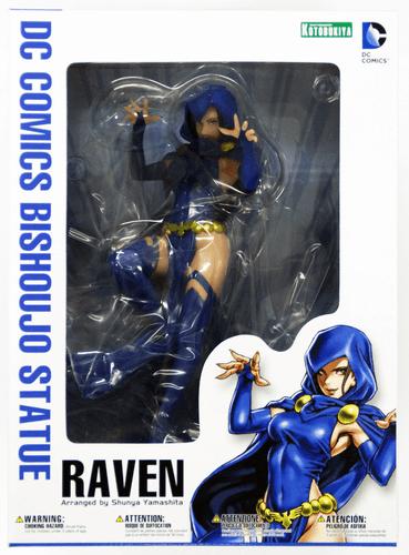 Kotobukiya DC022 DC Comics BISHOUJO RAVEN 1/7 Scale Figure