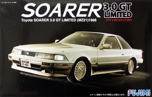 Fujimi ID-11 Toyota Soarer 3.0 GT Limited (MZ21) 1/24 Scale Kit