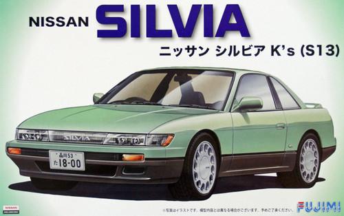 Fujimi ID-17 Nissan Silvia K's (S13) 1/24 Scale Kit