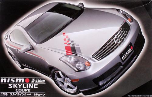 Fujimi ID-22 Nissan Skyline 350GT V35 Coupe NISMO 1/24 Scale Kit 035833