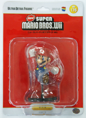 Medicom UDF-176 Ultra Detail Figure Nintendo Super Mario Bros Wii(Brothers)Mario