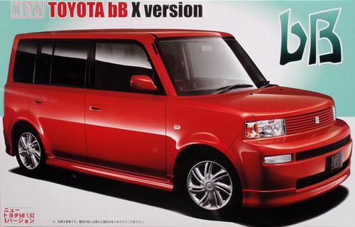 Fujimi ID-54 Toyota bB X Version 1.5Z 1/24 Scale Kit