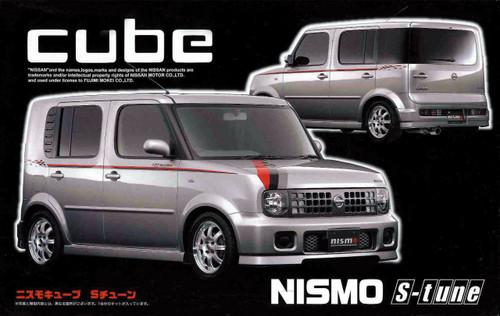 Fujimi ID-60 Nissan CUBE NISMO S-tune 1/24 Scale Kit 036670