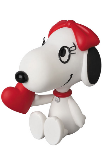 Medicom VCD-239 Belle from Snoopy Vinyl Figure