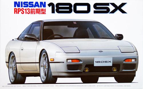 Fujimi ID-63 Nissan 180SX RPS13 1996 1/24 Scale Kit