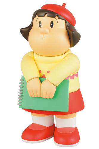 Medicom VCD-73 Jaiko Little G Goda Vinyl Figure from Doraemon