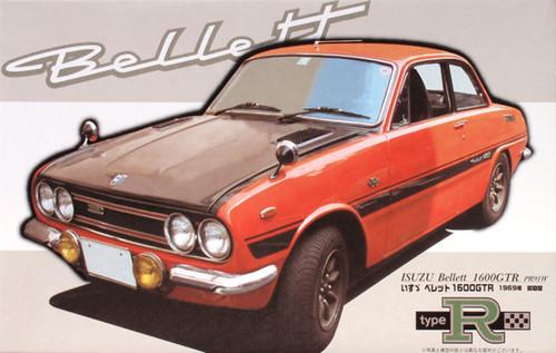 Fujimi ID-86 Isuzu Bellett 1600GTR 1969 1/24 Scale Kit 036199