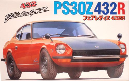 Fujimi ID-91 Nissan Fairlady Z S30 432R 1/24 Scale Kit
