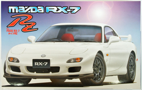 Fujimi ID-93 Mazda RX-7 Type RZ FD3S 1/24 Scale Kit