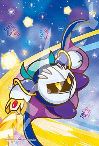 Ensky Art Crystal Jigsaw Puzzle 126-AC29 Kirby's Dream Land (126 Pieces)
