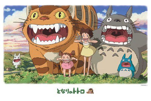 Ensky Jigsaw Puzzle 1000-245 My Neighbor Totoro Studio Ghibli (1000 Pieces)