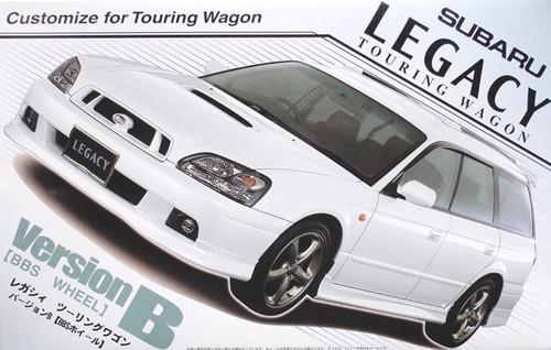 Fujimi ID-106 Subaru Legacy Touring Wagon Version B 1/24 Scale Kit
