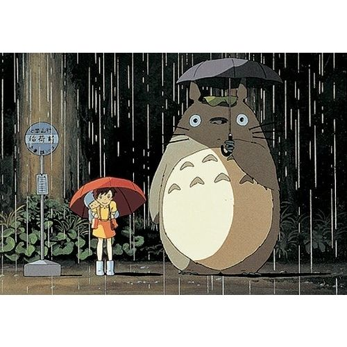 Ensky Jigsaw Puzzle 108-203 My Neighbor Totoro Studio Ghibli (108 Pieces)