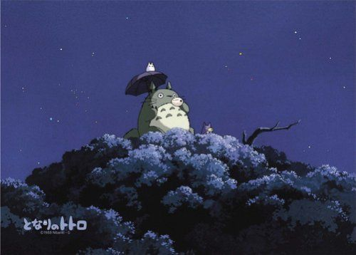 Ensky Jigsaw Puzzle 108-243 My Neighbor Totoro Studio Ghibli (108 Pieces)