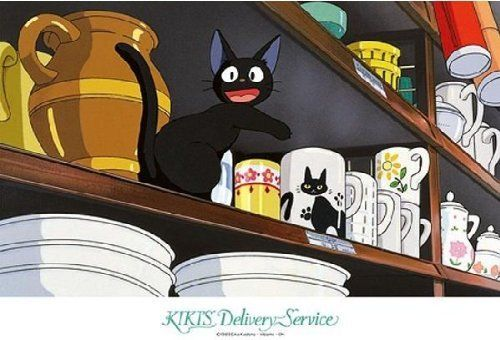Ensky Jigsaw Puzzle 108-254 Kikis Delivery Service Studio Ghibli (108 Pieces)