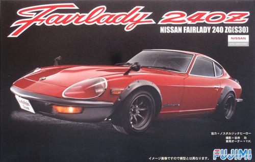 Fujimi ID-122 Nissan Fairlady 240ZG S30 1/24 Scale Kit 038292